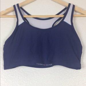 Women's Tommy Hilfiger Sports Athletic Bra Size XL